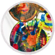 Sphere Series 967.030812 Round Beach Towel