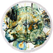 Spherical Joy Series 170.171.011011 Round Beach Towel