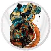 Spherical Joy Series 208.012011 Round Beach Towel