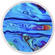 Sphyrna Round Beach Towel