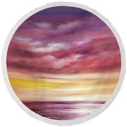 Splendid Round Beach Towel