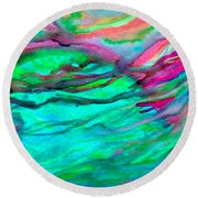Spring 08 Round Beach Towel