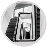Staircase IIi Round Beach Towel