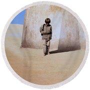 Star Wars Episode I - The Phantom Menace 1999 7 Round Beach Towel