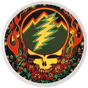 Steal Your Face Special Edition Round Beach Towel