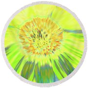 Sunshake Round Beach Towel