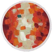 Tall Drink Ten Round Beach Towel