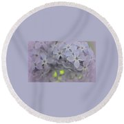 Round Beach Towel featuring the photograph Tender Feel by The Art Of Marilyn Ridoutt-Greene