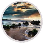 The Absolute Round Beach Towel
