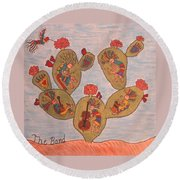 The Band Round Beach Towel by Susie WEBER