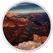 The Dawn Of A New Day Round Beach Towel