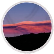 The Ferengi Cloud Round Beach Towel