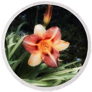 The Garden At St. Stephen's- May 2016 Round Beach Towel
