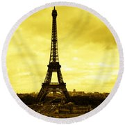 The Great Icon Round Beach Towel