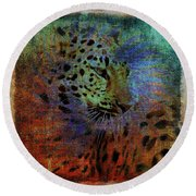 The Hour Of Pride And Power 2015 Round Beach Towel