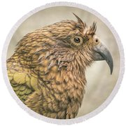 The Kea Round Beach Towel