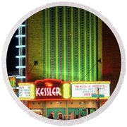 The Kessler V2 091516 Round Beach Towel