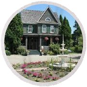 The Mansion At O'keefe Round Beach Towel