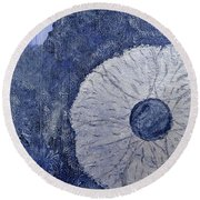 Evolve Round Beach Towel