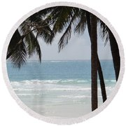 The Perfect Beach Round Beach Towel