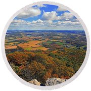 The Pinnacle On Pa At Round Beach Towel
