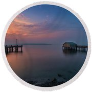 The Redondo I Know Round Beach Towel