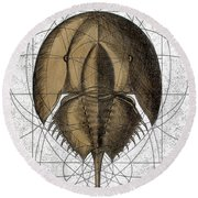 The Remnant Round Beach Towel