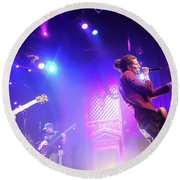 The Revivalists Round Beach Towel