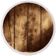 The Saw Round Beach Towel by American West Legend By Olivier Le Queinec