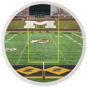 The Zou Round Beach Towel