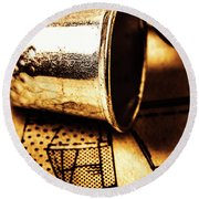 Thimble By Design Round Beach Towel