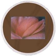 Round Beach Towel featuring the photograph Tierna Romantica by The Art Of Marilyn Ridoutt-Greene
