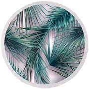 Tropicana  Round Beach Towel