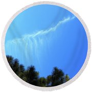 Twenty Four Elders				 Round Beach Towel