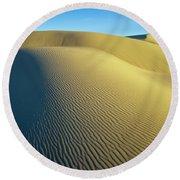 Umpqua High Dunes Round Beach Towel