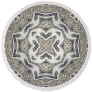 Unified Round Beach Towel