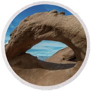Unnamed Arch Round Beach Towel