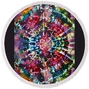 1-offspring While I Was On The Path To Perfection 1 Round Beach Towel