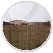 View Round Beach Towel