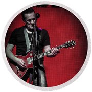 Vivian Campbell Uniondale Ny Round Beach Towel