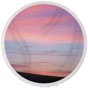 Round Beach Towel featuring the photograph Wonderland II - Tuscany by Yuri Santin