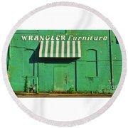 Wrangler Furniture Round Beach Towel