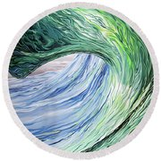 Wrap Around Round Beach Towel