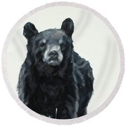 Yearling Round Beach Towel