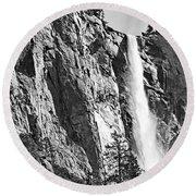 Yosemite No. 611-2 Round Beach Towel