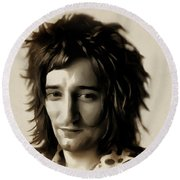 Rod Stewart Collection - 1 Round Beach Towel