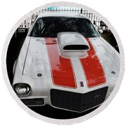 Z28 Round Beach Towel