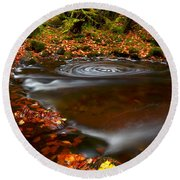 Reelig Glen Round Beach Towel