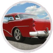 1954 Buick Special Round Beach Towel