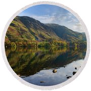 Buttermere Round Beach Towel